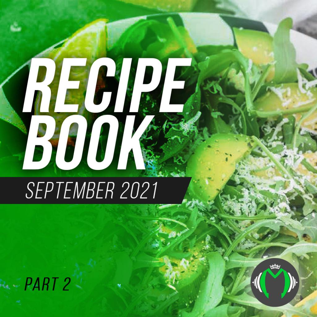 September recipes part 2